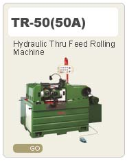 Best Thread Rolling Machines | Trupro Industrial
